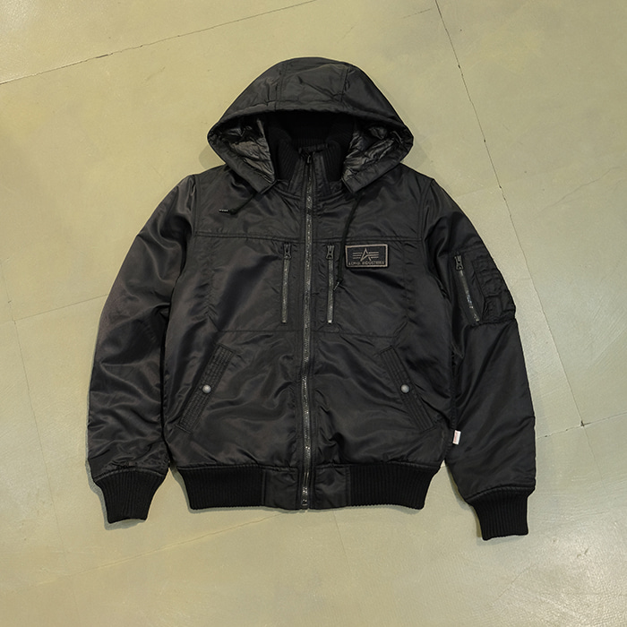 알파인더스트리  Alpha industries thermolite jacket