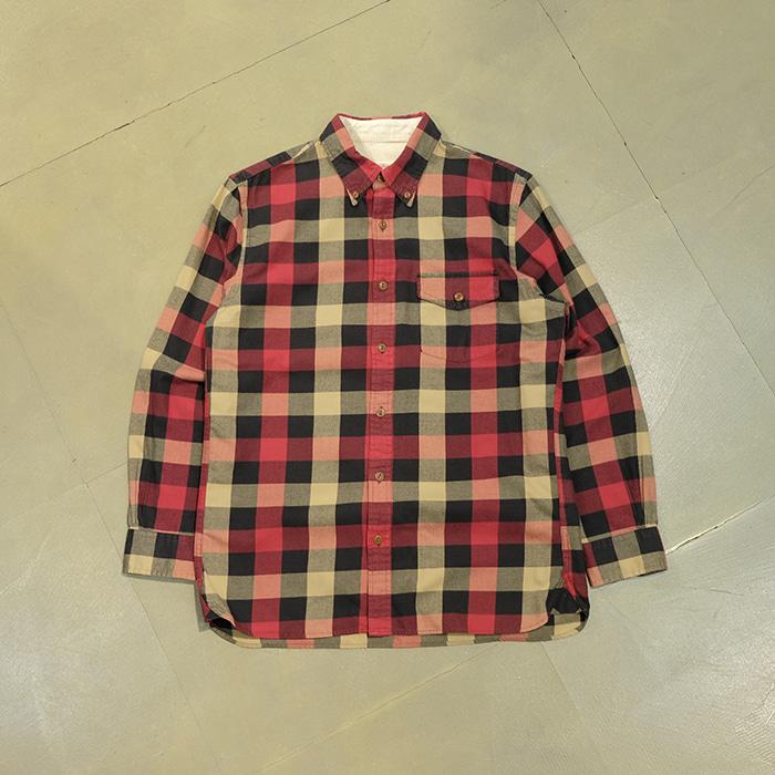 브룩스 브라더스  Brooks brothers check shirt