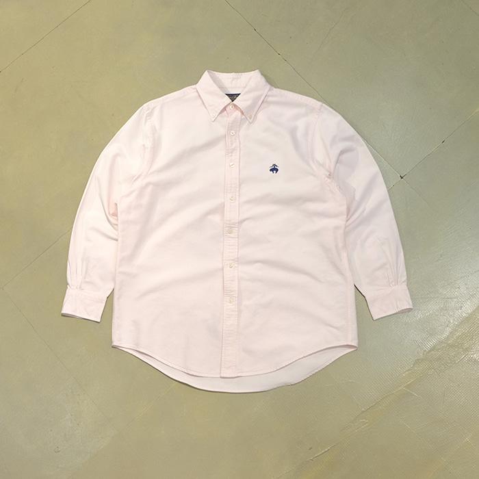 브룩스 브라더스  Brooks brothers pink shirt