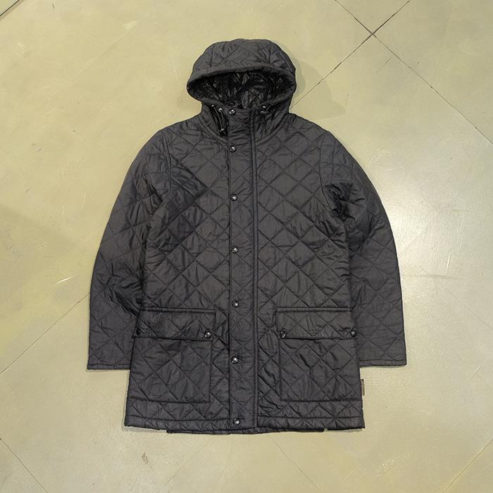 라벤햄 / Made in england  Lavenham quilted hood jacket