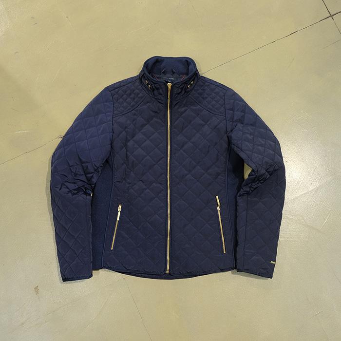 타미 힐피거   Tommy hilfiger quilted jacket