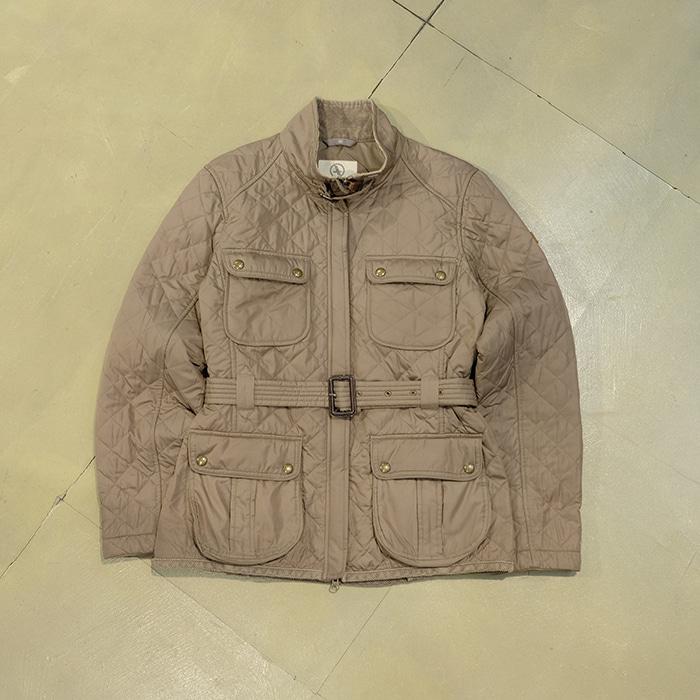 에이글  Aigle quilted rider jacket