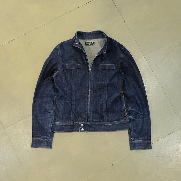 마가렛 호웰 / Made in japan  Margaret howell denim rider jacket