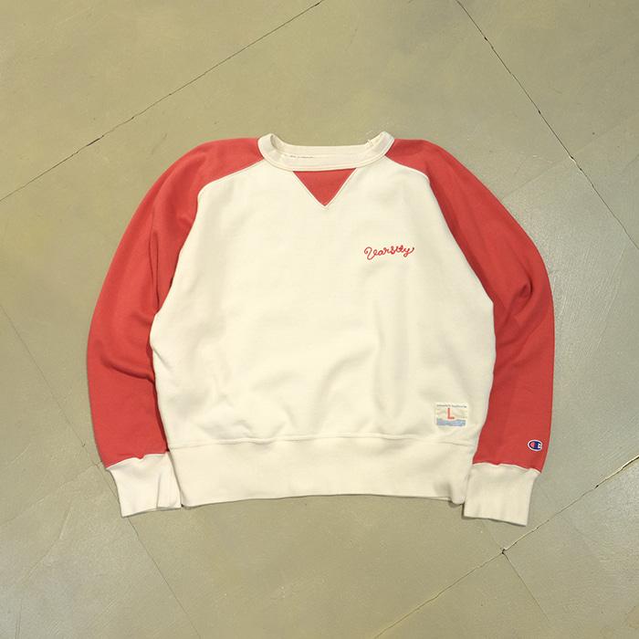 챔피언 / Made in japan  Champion classic short sweatshirt