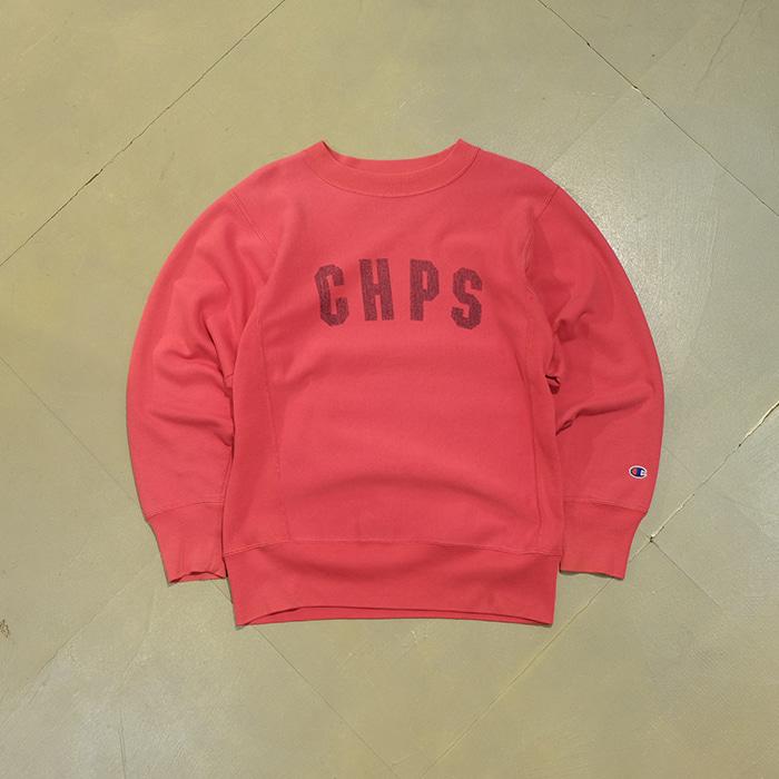 챔피언  Chamption print sweatshirt