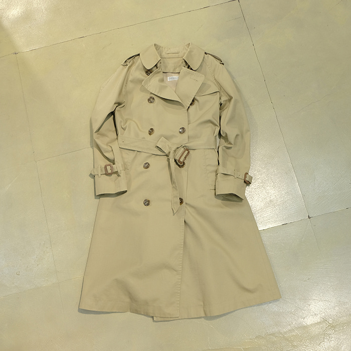 두 패밀리 / Made in japan  Do! Family detachable wool linning trench coat