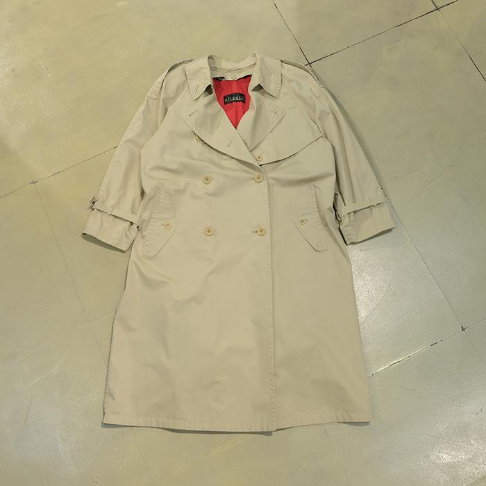 알레그리  Allegri oversize double trench coat