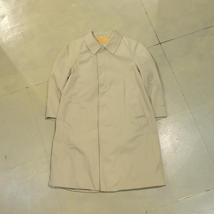 아쿠아스큐텀 / Made in england  Aquascutum balmacan coat