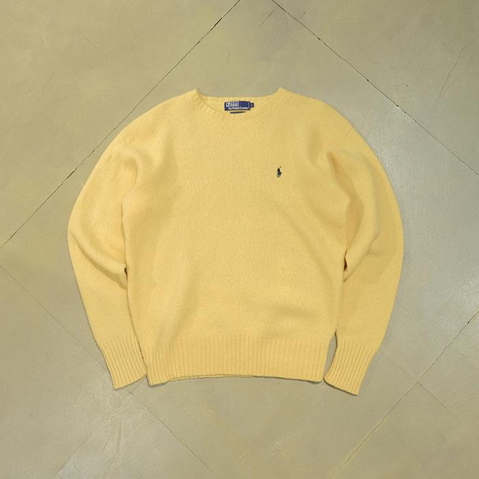 폴로 랄프로렌  Polo ralphlauren wool sweater